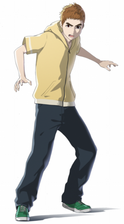 Kou anime