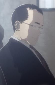 Grant Pharmaceutical President (anime)