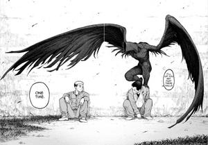 Takeshi's Black Ghost