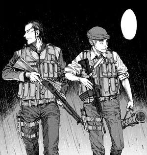 Ajin chapter 9 thumbnail