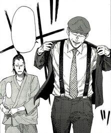 Ajin chapter 13 thumbnail