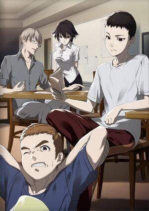 Ajin OVA 2