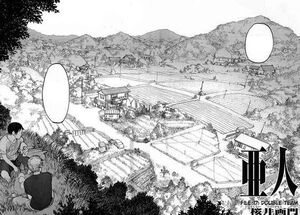 Ajin chapter 17 thumbnail