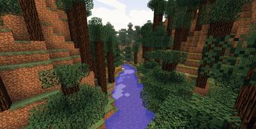 Rapidrivertrees