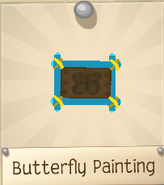 ButterflyPaintingBlue