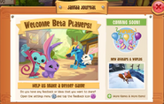Journal Beta 1