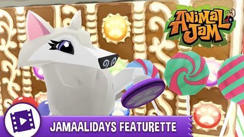 Animal Jam - Play Wild! - Jamaalidays Featurette 2015