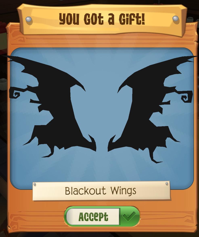 Blackout Wings | Play Wild Wiki | FANDOM powered by Wikia