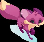 Fox doing something