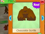 Chocolate Gorilla