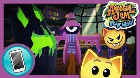 Night of the Phantoms Teaser Animal Jam - Play Wild!