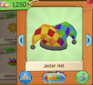 Jester hat 3
