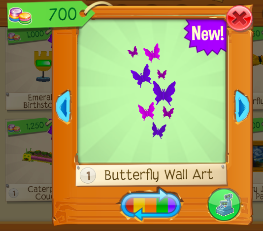 butterfly wall art | play wild wiki | fandom poweredwikia