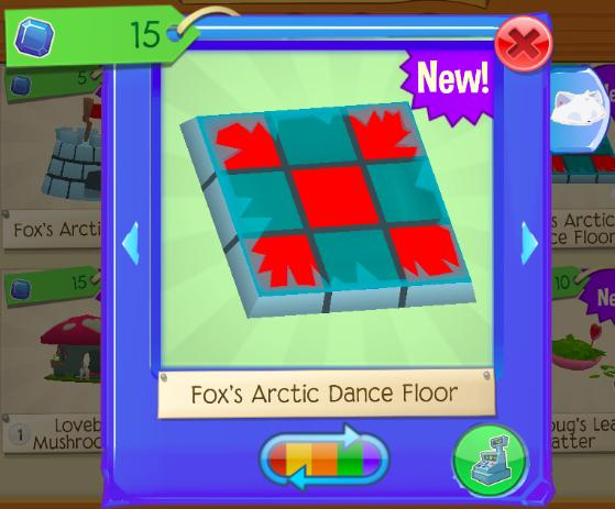 Fox's Arctic Dance Floor | Play Wild Wiki | FANDOM powered by Wikia