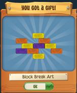 Block break art 2