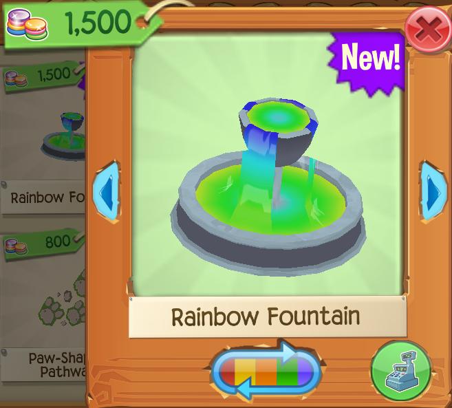 Rainbow Fountain | Play Wild Wiki | FANDOM powered by Wikia