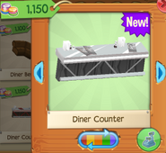 Diner counter 1
