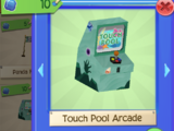 Touch Pool Arcade