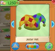 Jester hat 2