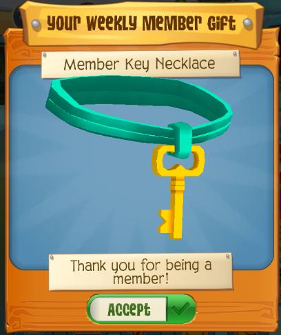 Member Key Necklace   Play Wild Wiki   FANDOM powered by Wikia