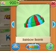 BeanieR 5