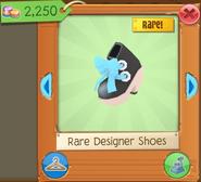 Designer Shoes Rare