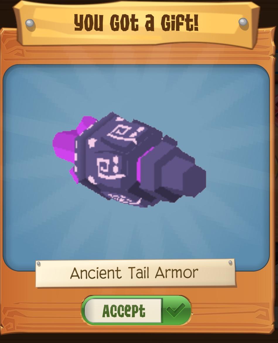 Ancient Tail Armor Play Wild Wiki Fandom Powered By Wikia