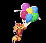 Raccoonballons