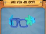 Rare Sea Star Glasses