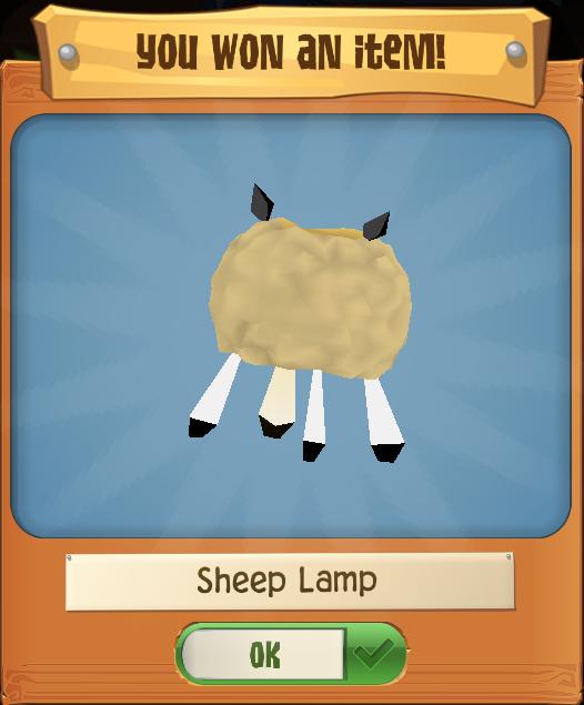 Sheep Lamp | Play Wild Wiki | FANDOM powered by Wikia