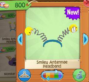 Smiley Antennae Headband | Play Wild Wiki | FANDOM powered