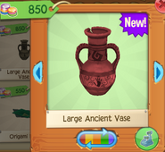 Large ancient vase 4