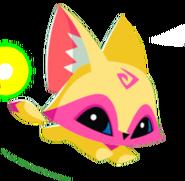 Pet Fox Yellow