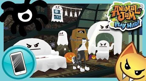 The Night of the Phantoms has returned! Animal Jam - Play Wild!