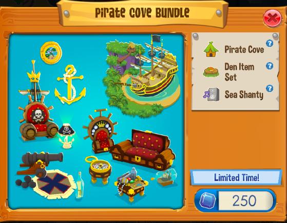 Pirate Cove Bundle | Play Wild Wiki | FANDOM powered by Wikia