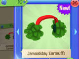 Jamaaliday Earmuffs