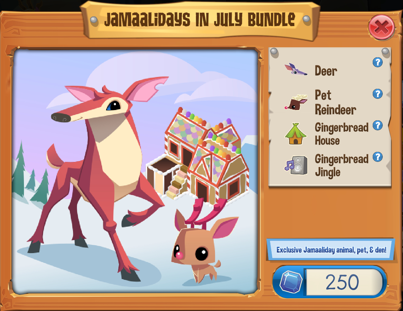 Jamaalidays in July Bundle | Play Wild Wiki | FANDOM powered