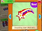 Shooting Star Wall Art