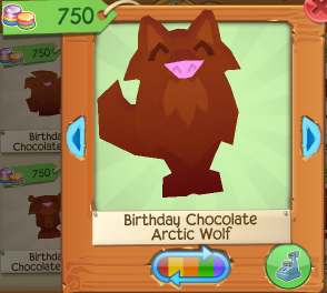 Image of: Cards Information Pinterest Birthday Chocolate Arctic Wolf Play Wild Wiki Fandom Powered By