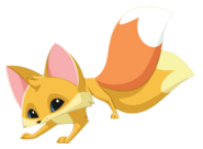 Two+Tailed+fox