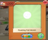 PlayWild FloatingFullMoon White