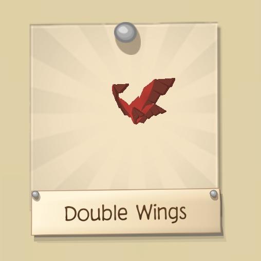 Double Wings | Play Wild Wiki | FANDOM powered by Wikia