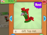Gift Top Hat