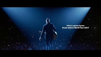 Celebrating 50 years of DHL with Bryan Adams