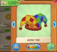 Jester hat 5