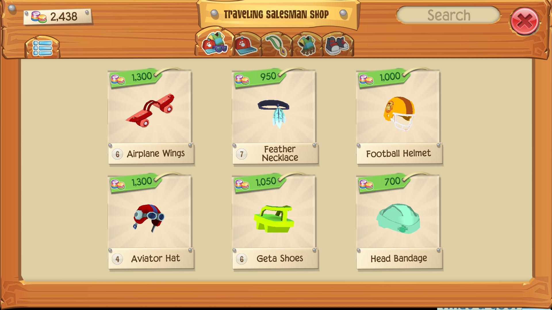 Traveling Salesman Shop | Play Wild Wiki | FANDOM powered by Wikia