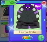 Phantom Portal (Sapphire)