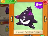 Escaped Phantom Plushie