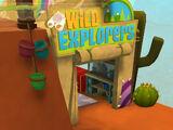 Wild Explorers Tent