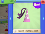 Ballet Princess Hat